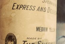 Vintage Sherwin-Williams  / We're pinning our favorite vintage Sherwin-Williams images from our archives, some of which date back to 1866, when our paint company was founded.  / by Sherwin-Williams