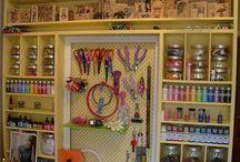 craftroom / by amystrawn