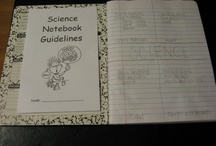 Science Notebook / by Shelby Bottomly