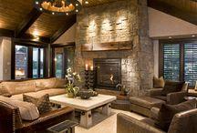 Dream home inspiration - general / by Rebecca Danielle