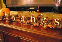 Fall decor / by Brooke Boyer