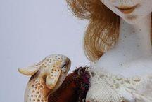 Art Dolls!! / by Dena Major