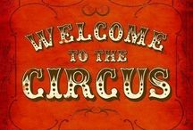 Telswirld .... Is a circus .... / Vintage Circus, Fairs & Sideshows ... / by Tel ...
