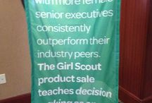 Business and Entrepreneurship / One of our four program focus areas... / by Girl Scouts of Greater New York