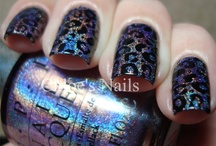 Nifty Nails / by Brittany Claassen
