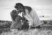 Mommy/Daughter Photography / by Cheyenne Collums