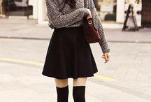 My kind of fashion / Styles I adore. / by Hana chiaki