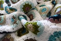 crochet and needle crafts / by Ann Hunting