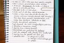 Organize my life / by Leandra Rumburg