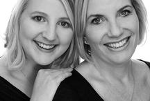 Mom/Daughter Shoot Ideas / by Sarah Pearman