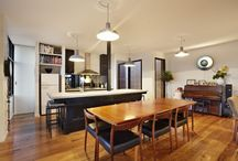Living, Dining, Resting / Gorgeous living rooms, dining rooms, and bedrooms.  / by StockCabinetExpress
