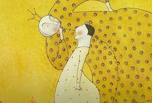 Fav. illustrations / by Federica Buso