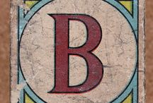 """B"" Is For Brenda! / by Brenda Johnson"