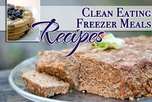 Freezer Meals / by Audra Dodge