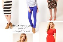 Mom Style / Look good, feel good, be happy.  / by Cloud b