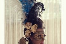 My Awesome Alt Party / It's a Masquerade! Enjoy a night of glamorous mystery filled with an eclectic mix of gold, wonder, and excitement. / by Confetti Sunshine