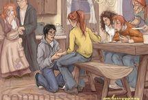 Harry Potter Stuff / by Carol Kurpjuweit