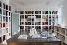 Home Library / by Denise Nicolet