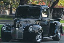 Wicked cool / Cars and trucks that take your breath away. / by Viccy Kemp
