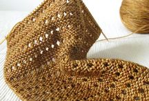 knitting, crocheting, sewing tips / by ilam