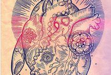 Tattoo ideas / by Jessie T