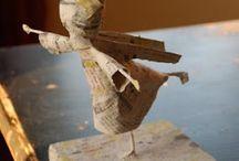 Paper mache / by clauma villegaszuluaga