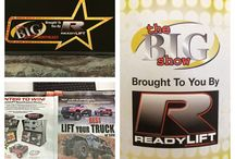 Showtime / Follow ReadyLIFT at all the best off-road, race and industry events of the year. / by ReadyLIFT Suspension