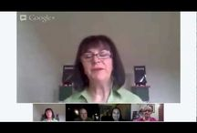 Indie Authors Network Hangouts / A weekly Google Hangouts show recorded on Mondays and posted to YouTube. Topics are on anything and everything to do with publishing. / by Alana Woods