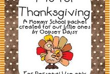 Thanksgiving / by Roots And