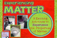 Science-Matter / by Kim Lewis Schumacher