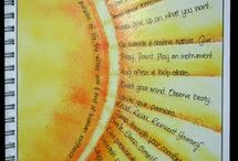 Art Journaling  / by Tracy Farrell