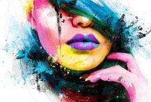 Artsy! / by Tracy Burr