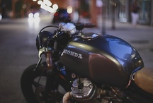 Motorbikes & Cool Cars / by Jeff Wiebe