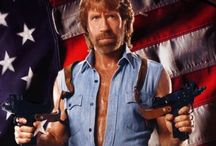 Oh, for the love of Chuck (Norris)... / All Chuck Norris, all the time. / by Laurel Zacher