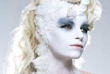 Make-Up / by Sara Bethune