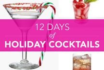 12 Days of Holiday Cocktails / by Skinnygirl Cocktails