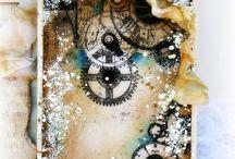 Cards I like  (Masculine 2) / by Dorthe Pabst