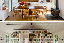 Small spaces / by Rita BA