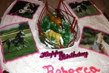 Birthday cakes / by Tiffany Bloom