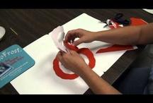 Cake tutorials / by Herecomesthecakebyjudi Sandlin