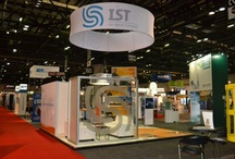Power-Gen International 2012 ( IST ( Canada) & Pro Energy Services (USA)) / by Moose Exhibits