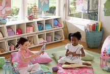 Kids room  / by Adriana Leiva