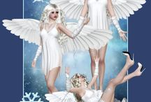 Angel`s & Faries / by corinne golby