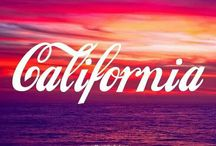 California <3  / by Melena Crvts