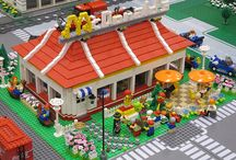 Lego / by Melissa Ferrier