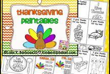 November-Thanksgiving / by Kathryn Strine