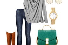what to wear / by Leah Fenton