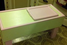 PAHM Inspired Sensory Tables / by Play At Home Mom