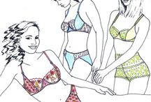 Sewing Lingerie. / by girasole