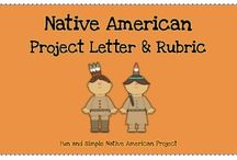 Native AMERN projects    ART AND CRAFTS / by Al Bo